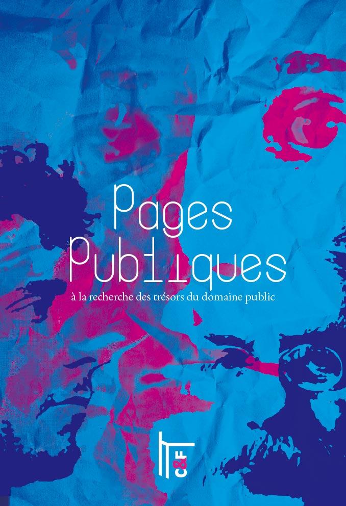 La couverture de l'ouvrage pages publiques